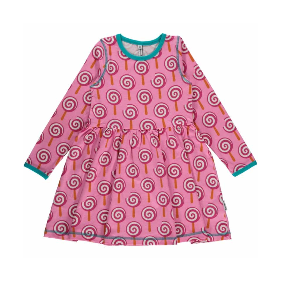 Lollipop Twirly Dress