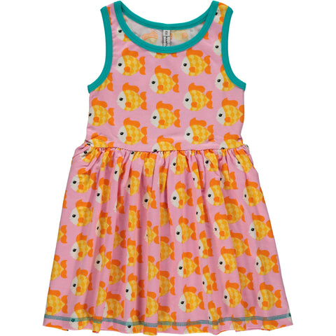 Goldfish Twirly Dress