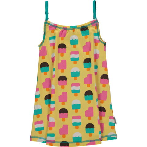 Yellow Ice Cream Dress