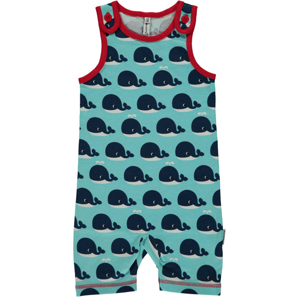 Whale Summer Playsuit