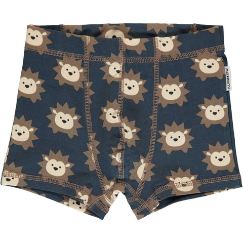 Navy Hedgehog Boxers