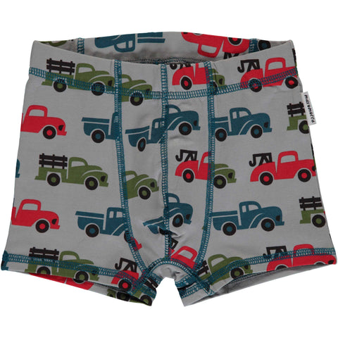 Vehicle Boxers