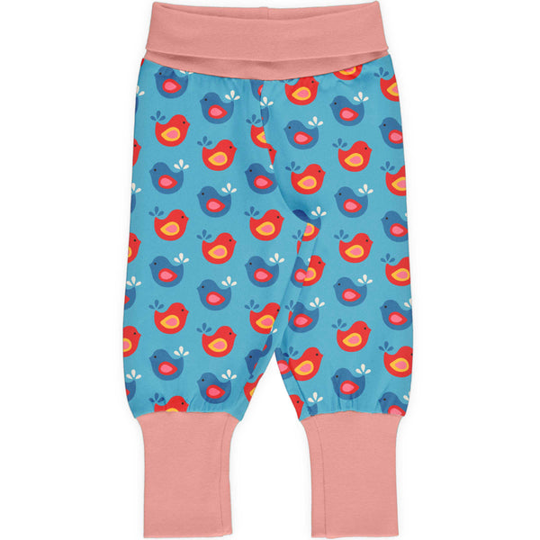 Bright Birds Baby Bottoms