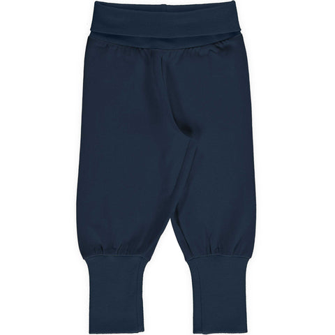 Navy Blue Baby Bottoms