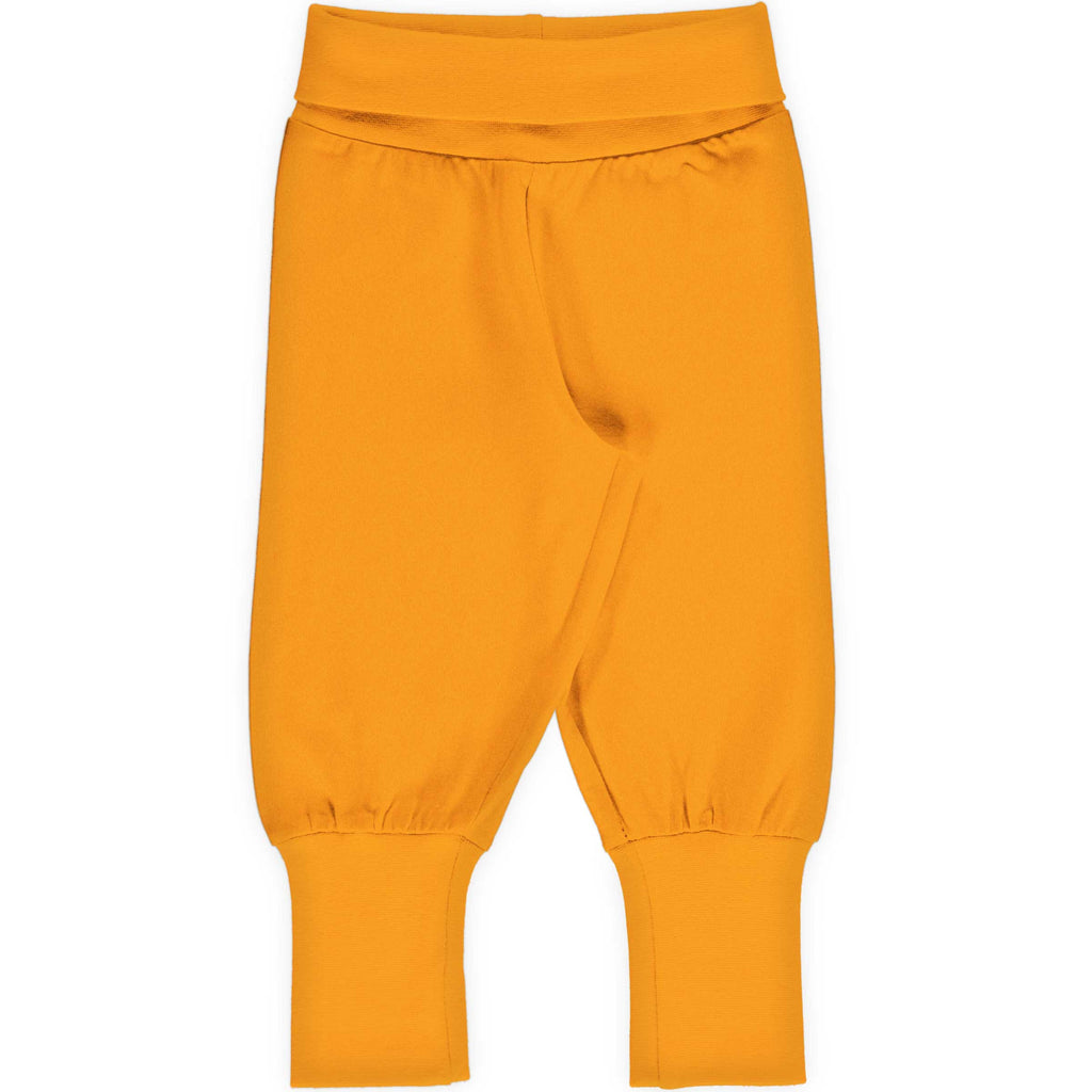 Tangerine Rib Baby Bottoms