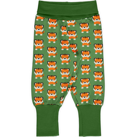 Tangerine Tiger Baby Bottoms