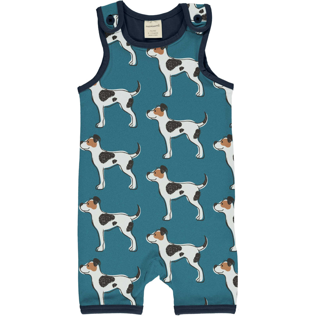 Farm Dog Summer Playsuit