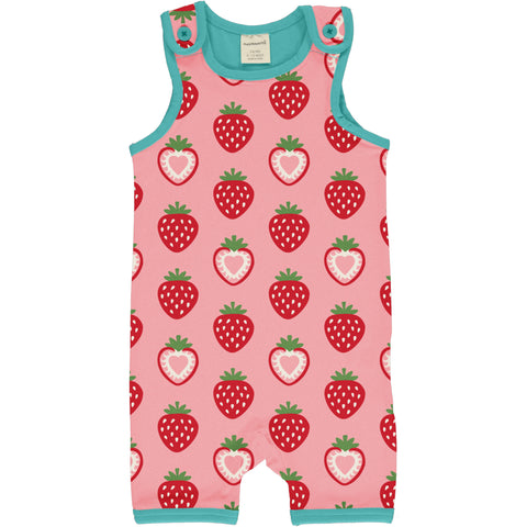 Strawberry Short Playsuit