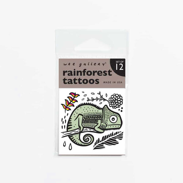 Rainforest Tattoos