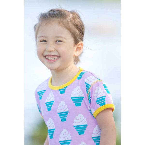 Ice Cream Short Sleeve Shirt