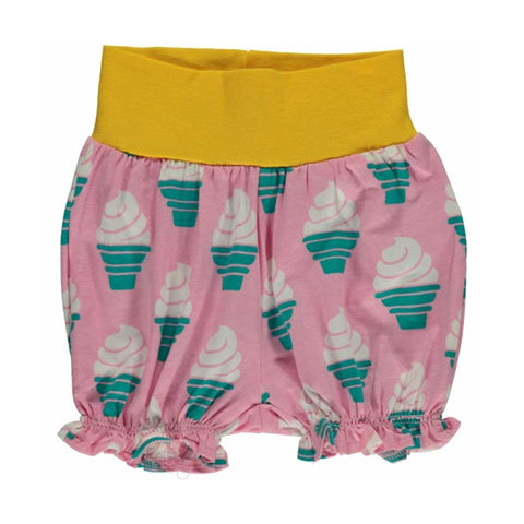Baby Ice Cream Rib Shorts