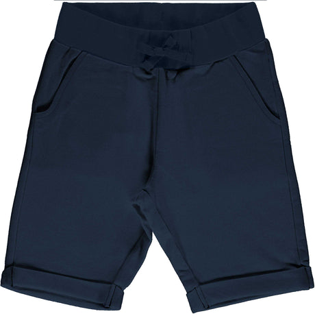 Midnight Blue Sweatshorts