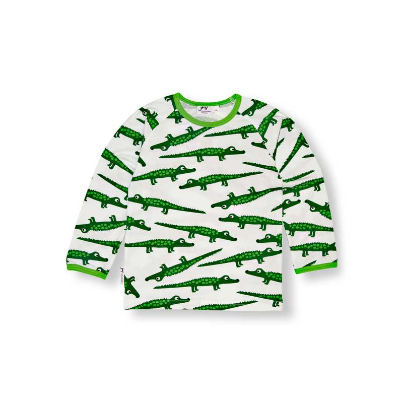 Crocodile Long Sleeve Shirt