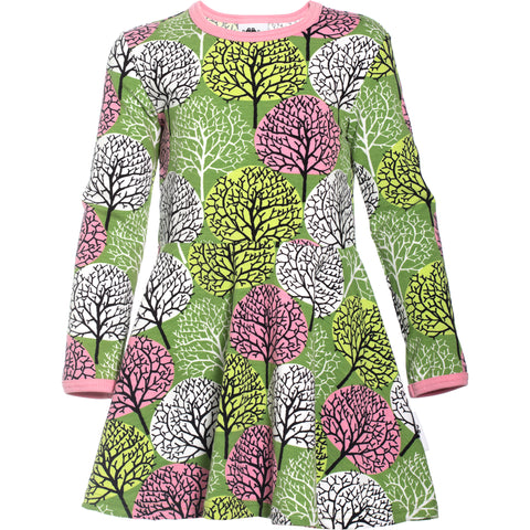 Forest Seasons Sinna Skater Dress