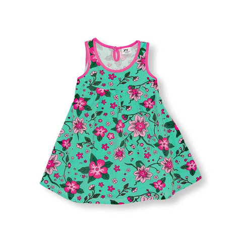 Springflower Summer Dress