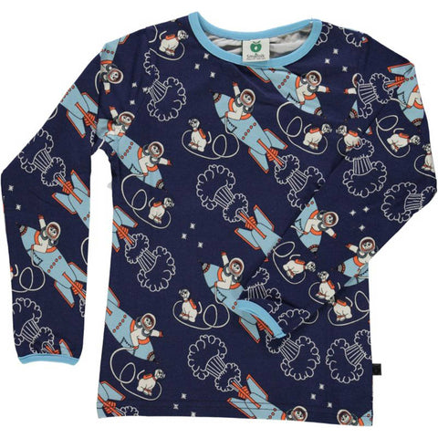 Midnight Blue Rocket Shirt