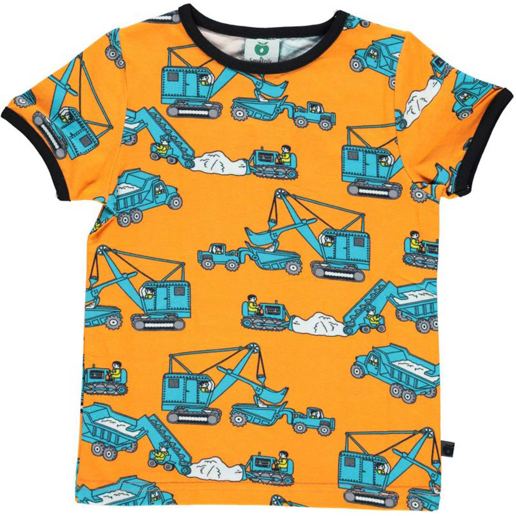 Orange Machines T-Shirt
