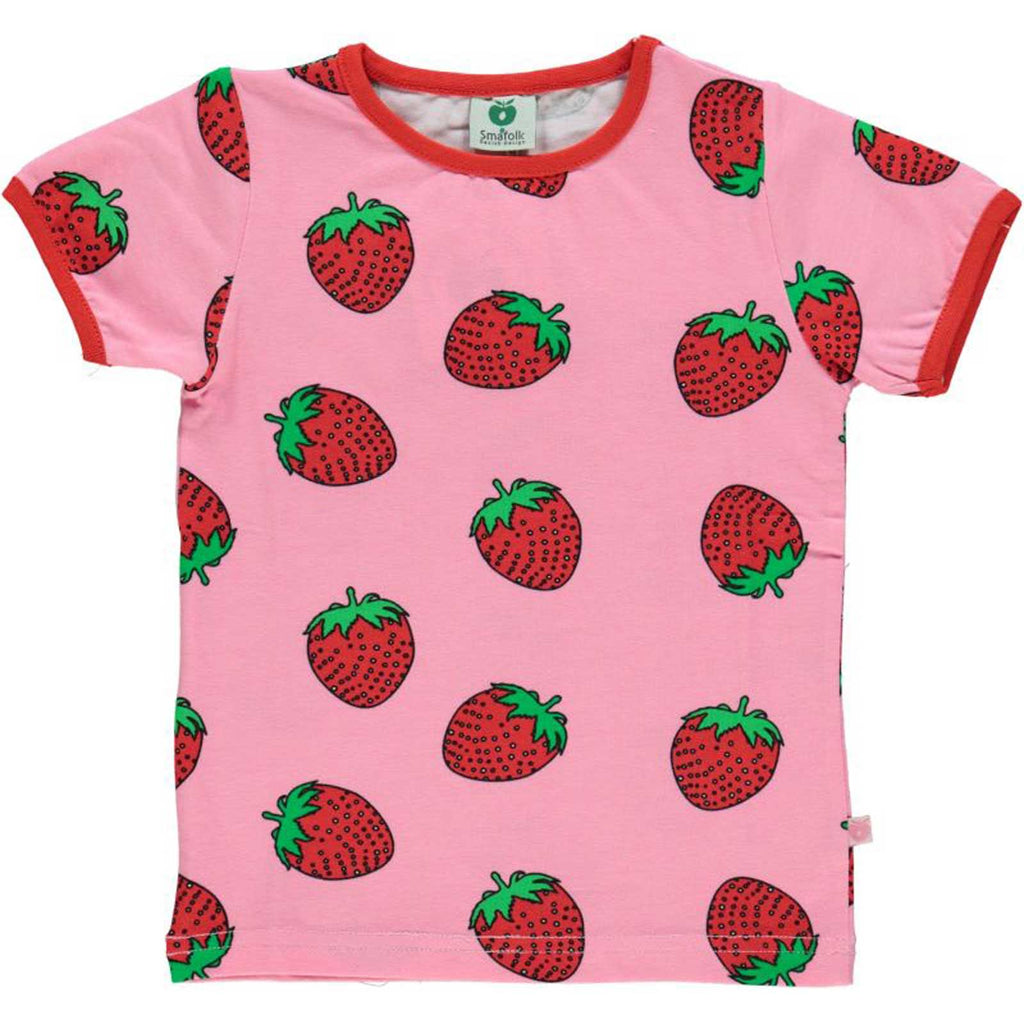 Pink Strawberry T-Shirt