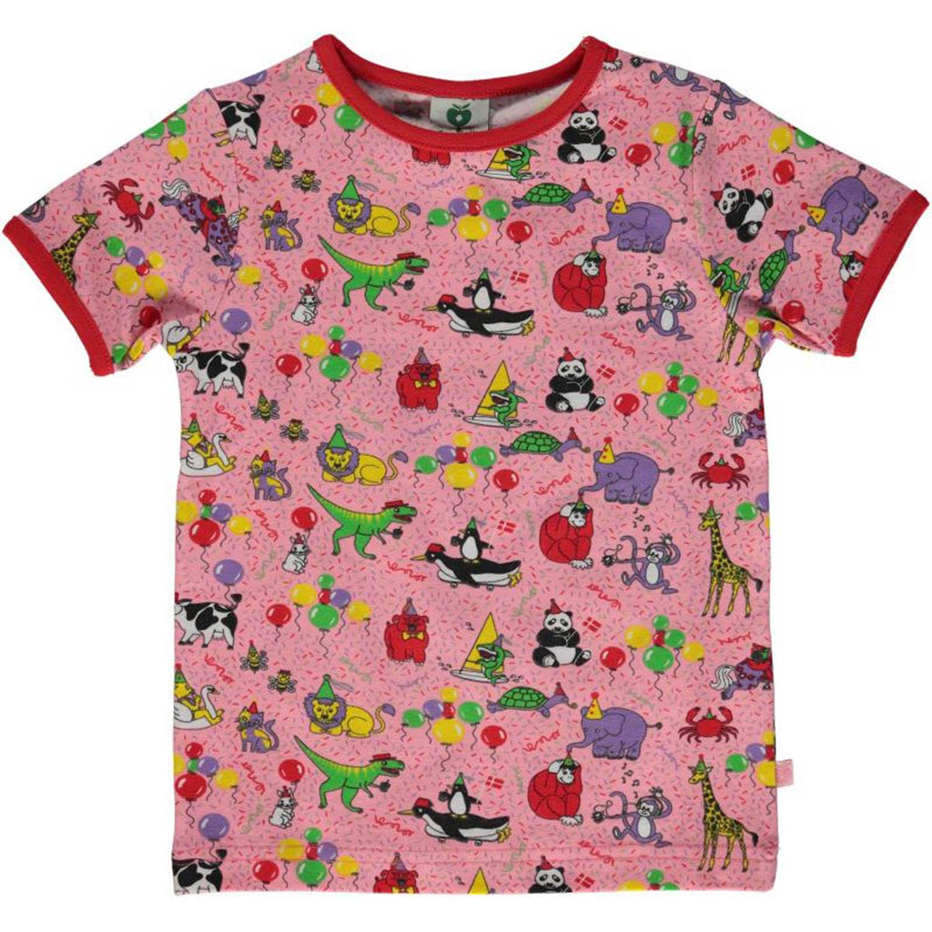 Pink Birthday Party T-Shirt