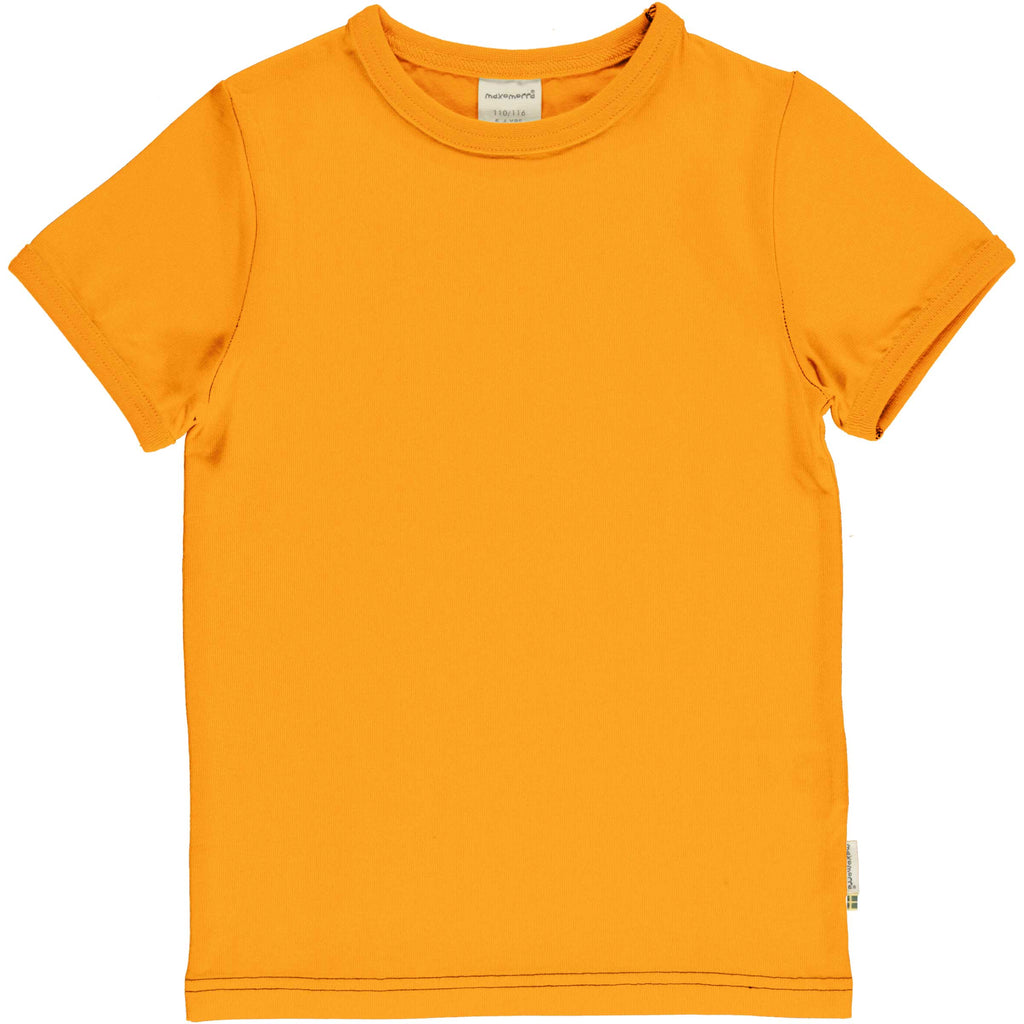 Solid Tangerine T-Shirt