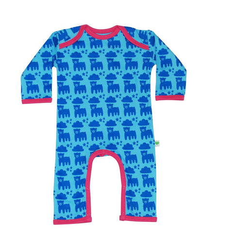 Teddy Bear Jumpsuit