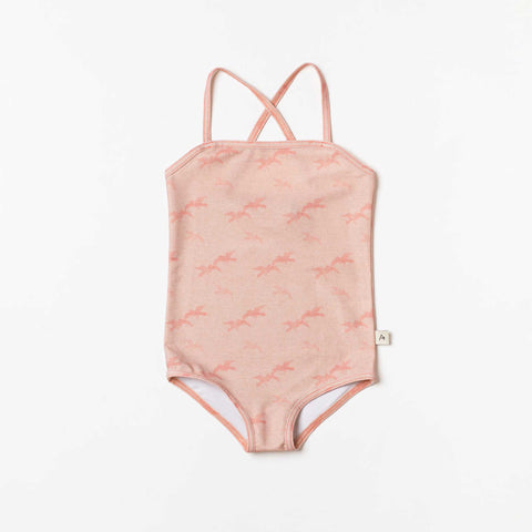 Grazia Dusty Rose Swimsuit