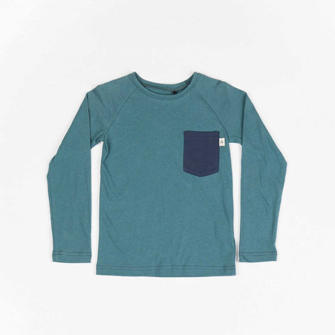 Sea Blue Haines Shirt