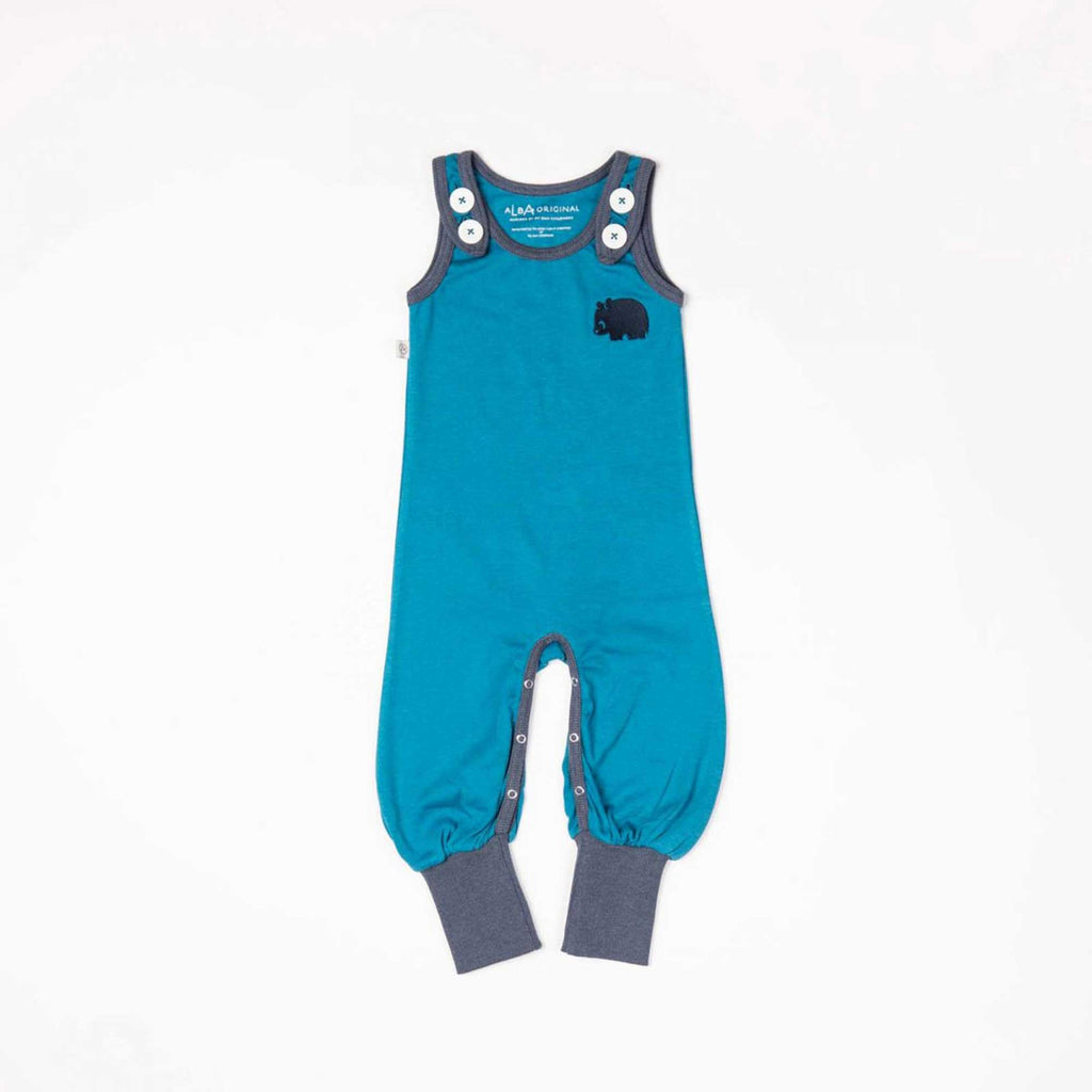 Seaport Happy Crawlers Playsuit