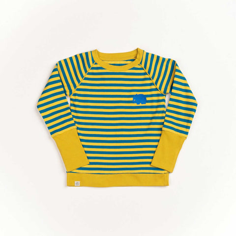 Celyon Yellow Stripe Shirt