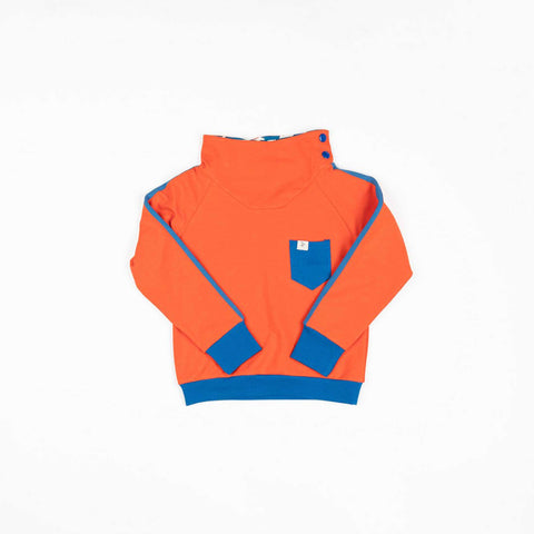 Hollum Sweatshirt - Orange