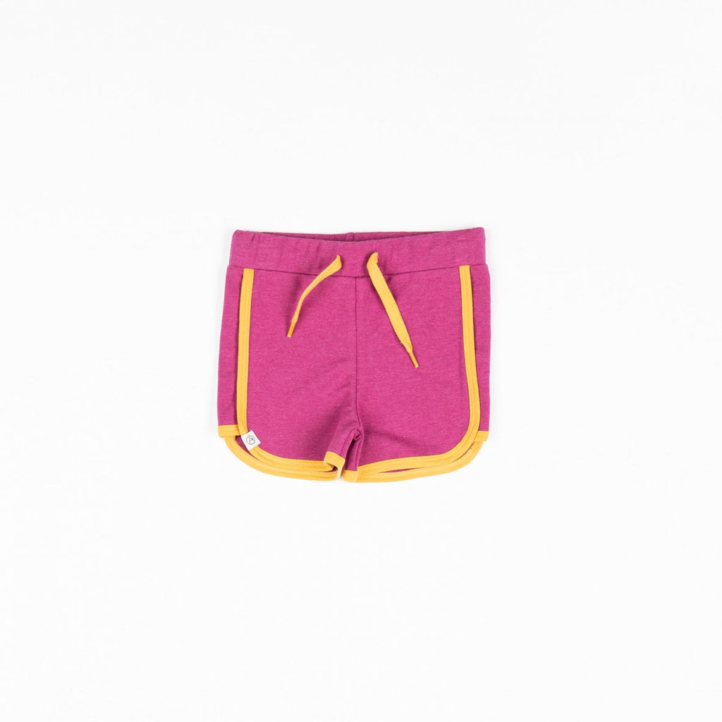 Retro Purple Shorts
