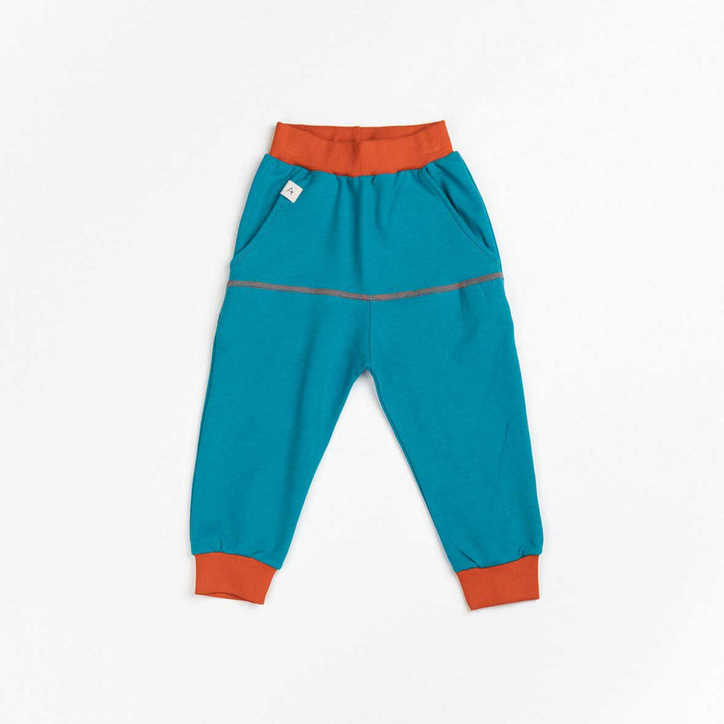 Kristoffer Pants - Blue Atoll
