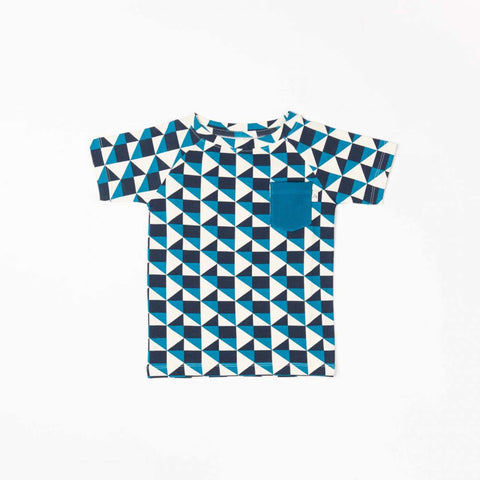 Blue Sigurd T-Shirt