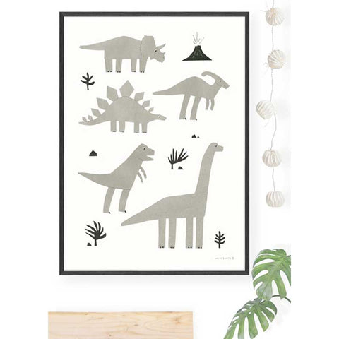 Dino Poster