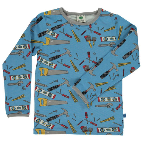 Blue Tools Shirt