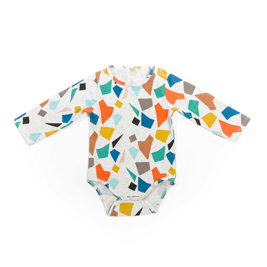 Doha Multi Color Onesie