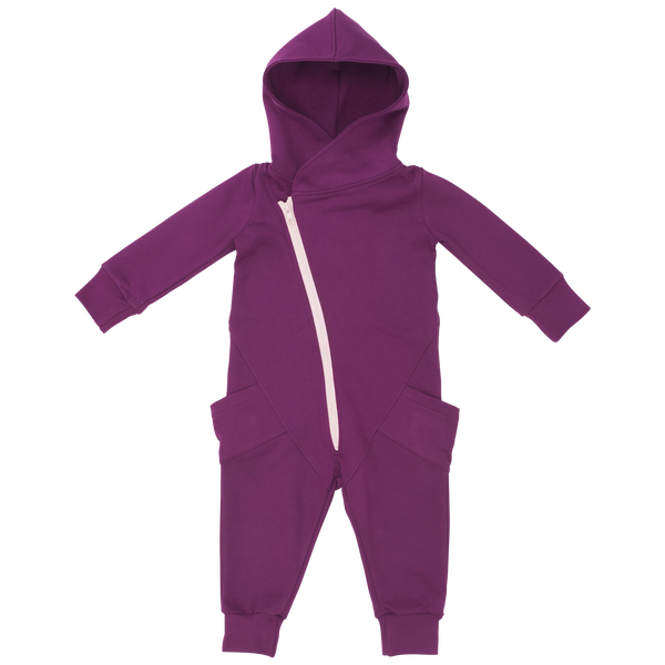 Boysenberry Jumpsuit