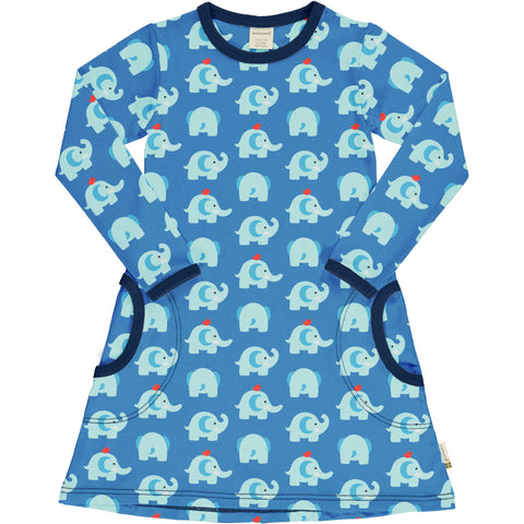 Elephant Friends Dress