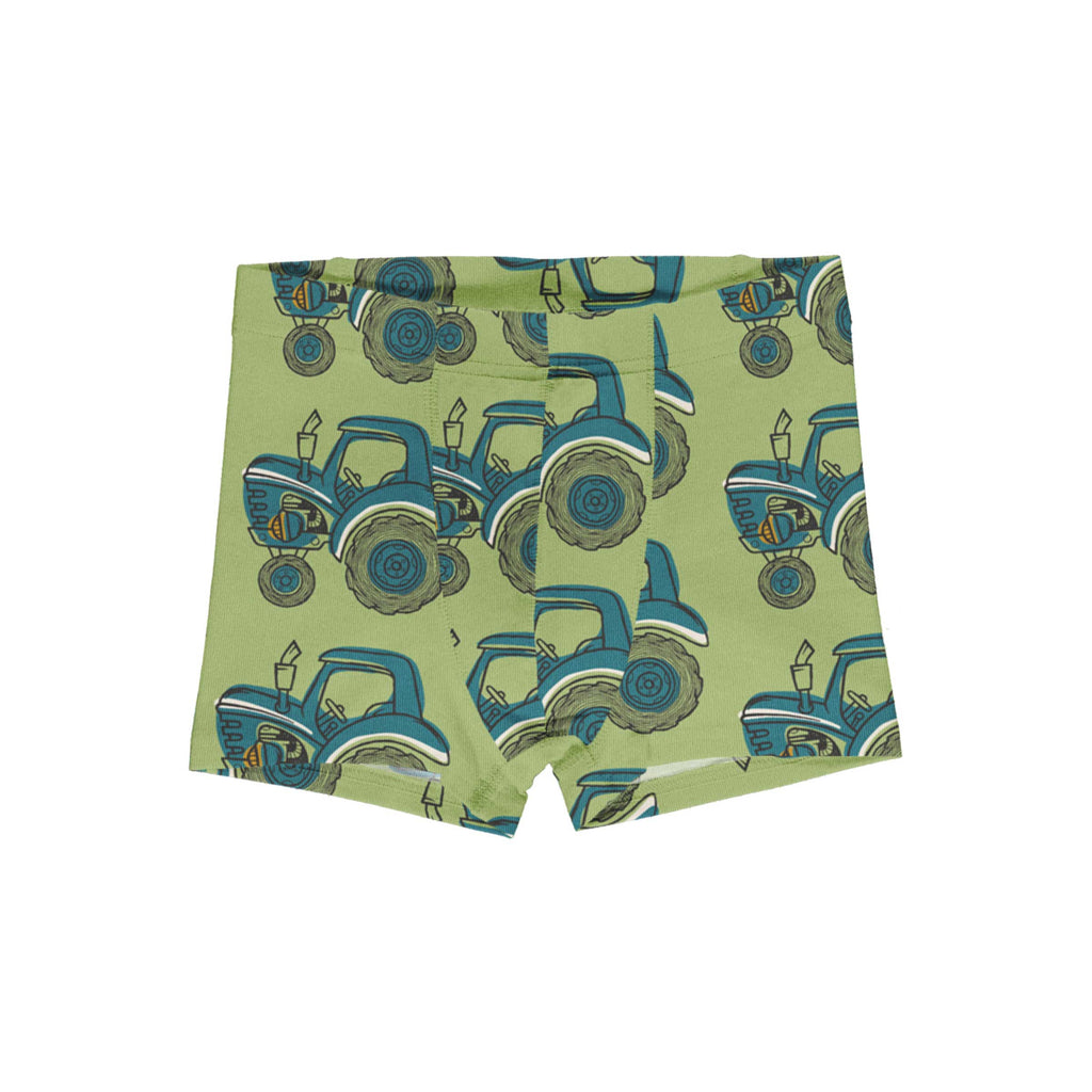 Green Tractor Boxers