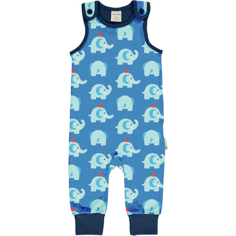 Elephant Friends Romper