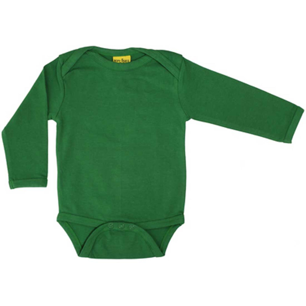 Forest Green Long Sleeve Onesie