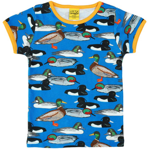 Duck Pond T-Shirt Blue