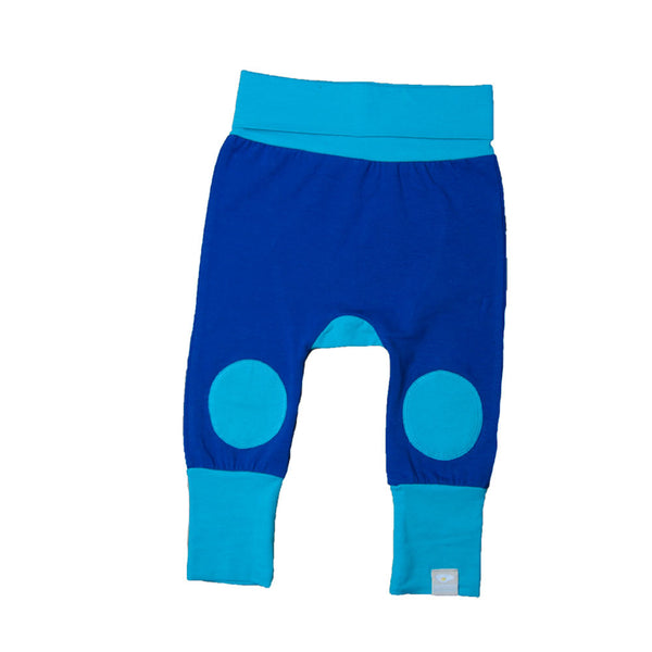 Baby Knee Pants Blue
