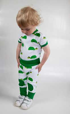 Happy Turtle Onesie