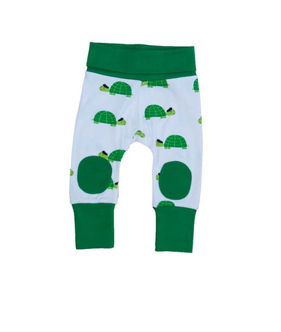 Happy Turtle Baby Pants