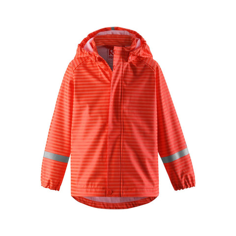 Orange Vesi Raincoat