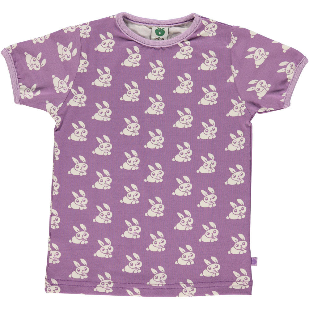 Purple Rabbit T-Shirt