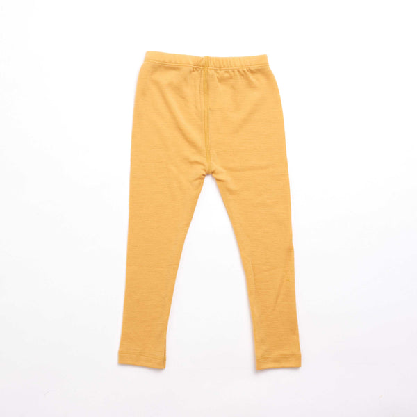 Ochre Merino Wool Pants
