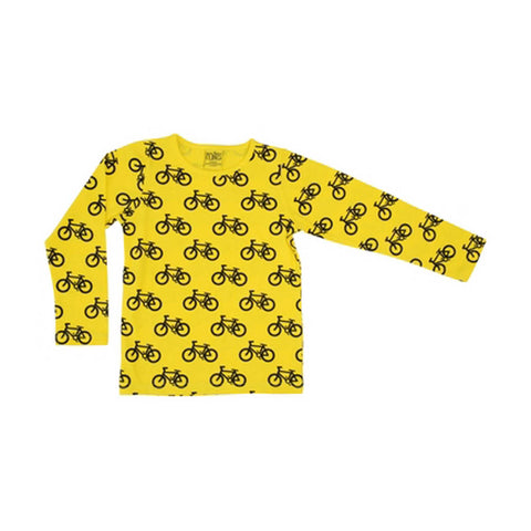 Yellow Bike Shirt