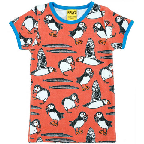 Puffin Red T-Shirt